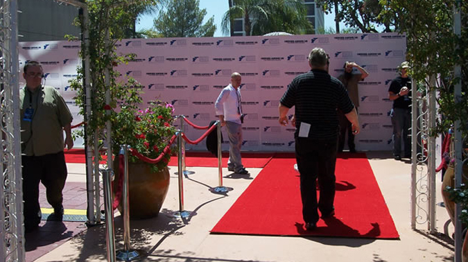Red Carpet Photo