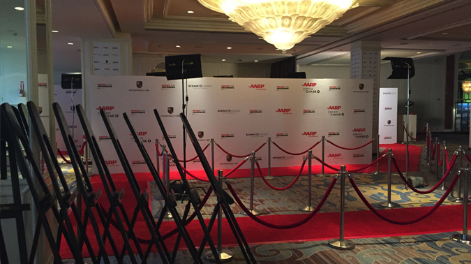 Perfect Red Carpet Event